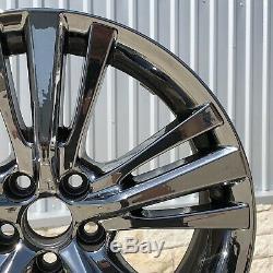 19 Lexus RX350 RX450 2010-2014 OEM Factory Light White Chrome Wheel Rim 74254 #1