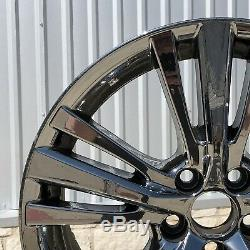 19 Lexus RX350 RX450 2010-2014 OEM Factory Light White Chrome Wheel Rim 74254 #2