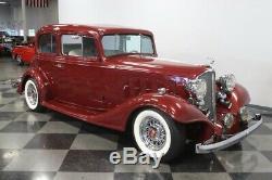 1933 Buick Victoria Restomod