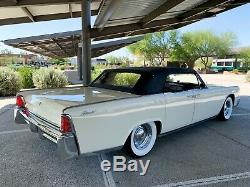 1965 Lincoln Continental Convertible