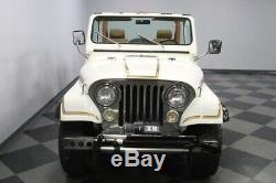 1980 Jeep CJ Laredo