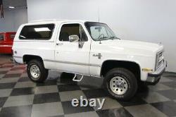 1988 Chevrolet Blazer K5 4X4 Silverado