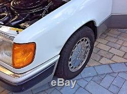 1988 Mercedes-Benz E-Class