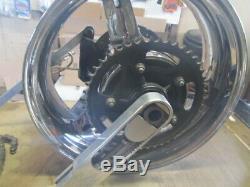 2000-2003 Suzuki GSXR 600 750 Complete 8 Rear Wheel Extension Blocks Kit Plus