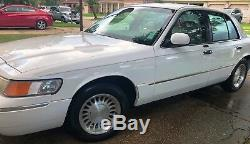 2001 Mercury Grand Marquis LS LIMITED