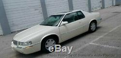 2002 Cadillac Eldorado 2dr Coupe ESC