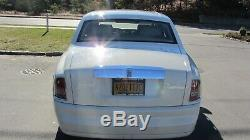 2004 Rolls-Royce Phantom White