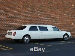 2005 Cadillac DeVille Funeral Limo