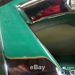 2005 Chevy Corvette OEM Rear Right RH Chrome Wheel Rim Tire #2 83k miles C6 a58