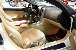 2006 Chevrolet Corvette AUTOMATIC 3LT NAV GLASS TOP CHROME WHEELS