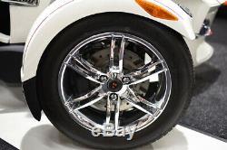 2012 Can-Am SPYDER LIMITED CHROME WHEELS CORBIN HEATED SEATS