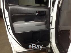 2013 Toyota Tundra SR5 4x4 Double Cab Chrome Pkg TRD Wheels Tubular S