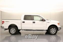 2014 Ford F-150 XLT 4X4 3.5 ECOBOOST V6 AUTOMATIC 4WD SHORT BED CREW CAB TRUCK