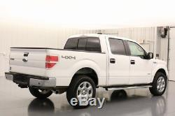 2014 Ford F-150 XLT 4X4 3.5 ECOBOOST V6 AUTOMATIC SHORTBED 4WD CREW CAB TRUCK