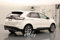 2015 Ford Edge TITANIUM FWD 3.5 V6 6 SPEED AUTOMATIC SPORT UTILITY VEHICLE