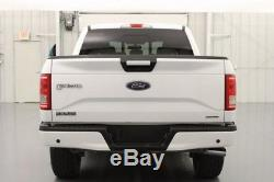 2016 Ford F-150 XLT 4X4 5.0 V8 6 SPEED AUTOMATIC SHORT BED 4WD CREW CAB