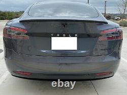 2017 Tesla Model S 100 D
