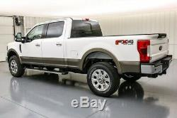 2019 Ford F-250 Lariat Diesel Two Tone Crew 4x4 4Dr MSRP $70250