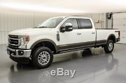 2020 Ford F-350 King Ranch Chrome Diesel 4x4 Long Bed MSP79260