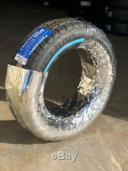 4 New Wire Wheels 16x7 100 Spoke Chrome 4 225-60r16 Suretrac White Wall. 70