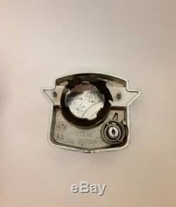 89 93 Cadillac Deville Fleetwood Trunk Lock Cover Crest Emblem Oem Gm Trim