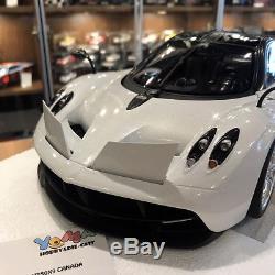 Autoart 1/12 Pagani Huayra (white/chrome Wheels) 12231