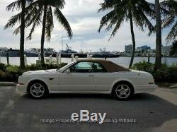 Bentley Azure MULLINER 2002 Wide Body 420 engine Chrome wheels 9.5'x18