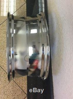 Custom Motorcycle Rear Wheel Rim 8.5x18.5 With Hub Harley Honda Fatboy Chopper