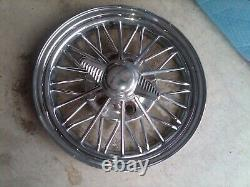E & G continental wheel kit complete with wiring 1980-2022 & 84Cut