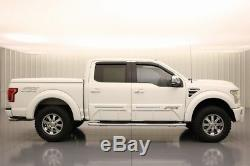 Ford F-150 LIFTED LARIAT TUSCANY FTX 4X4 5.0 V8 SHORT BED SUPER CREW CAB