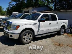 Front Clip With Wheel Lip Moulding Lariat Fits 09-12 FORD F150 Chrome Bumper
