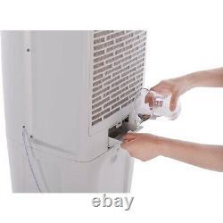 HONEVP Indoor Portable Evaporative Air Cooler Fan & Humidifier
