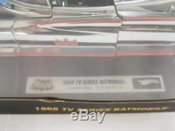 Hot Wheels Elite Sample Prototype Batmobile Chrome No. 01 de 3000 RAW