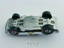 Hot Wheels Redline HEAVY CHEVY HK Chrome White Int NM/M Club Car! WOW