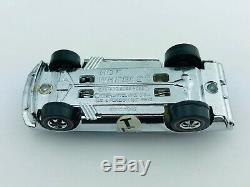 Hot Wheels Redline MUSTANG BOSS HOSS HK Chrome White Int EX/NM Club Car