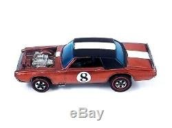 Hot Wheels Redline TNT-Bird 1970 Copper over-chrome like finish Keeper