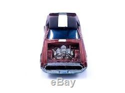 Hot Wheels TNT-Bird 1970 Redline Copper over-chrome like finish Keeper