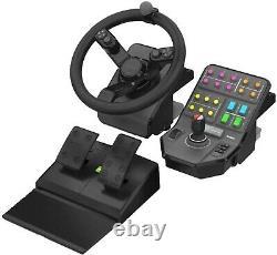 Logitech G Farm Simulator 19 Heavy Equipment Bundle PC PS4 Steering Wheel Panel