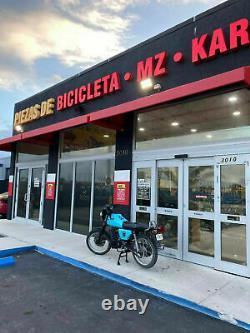 New 20 Bike Bicycle WHITE AND SPOKE WHEEL