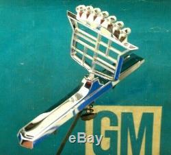 Nos 74 75 76 Cadillac Deville D'elegance Hood Ornament Emblem Coupe Sedan Trim