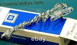 Nos 76 77 78 Cadillac Eldorado Trunk Script Emblem Plate Oem Gm Convertible Trim