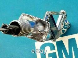 Nos 78 79 80 Buick Regal Header Panel Emblem Hood Ornament Gm Oem Trim
