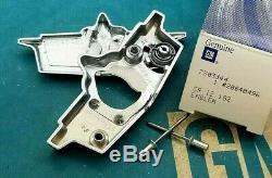 Nos 86 90 Chevy Caprice Classic Trunk Lock Cover Emblem Flip Deck LID 77 85 Trim