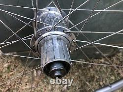 Rare Vintage White Industries Tracker Hubs On Mavic 217s, 32h, 26, Excellent