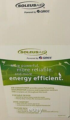 Silenus Air Series 12000 BTU Portable Air Conditioner