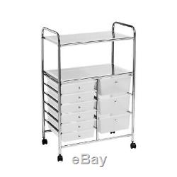 Trolley with White Wheels